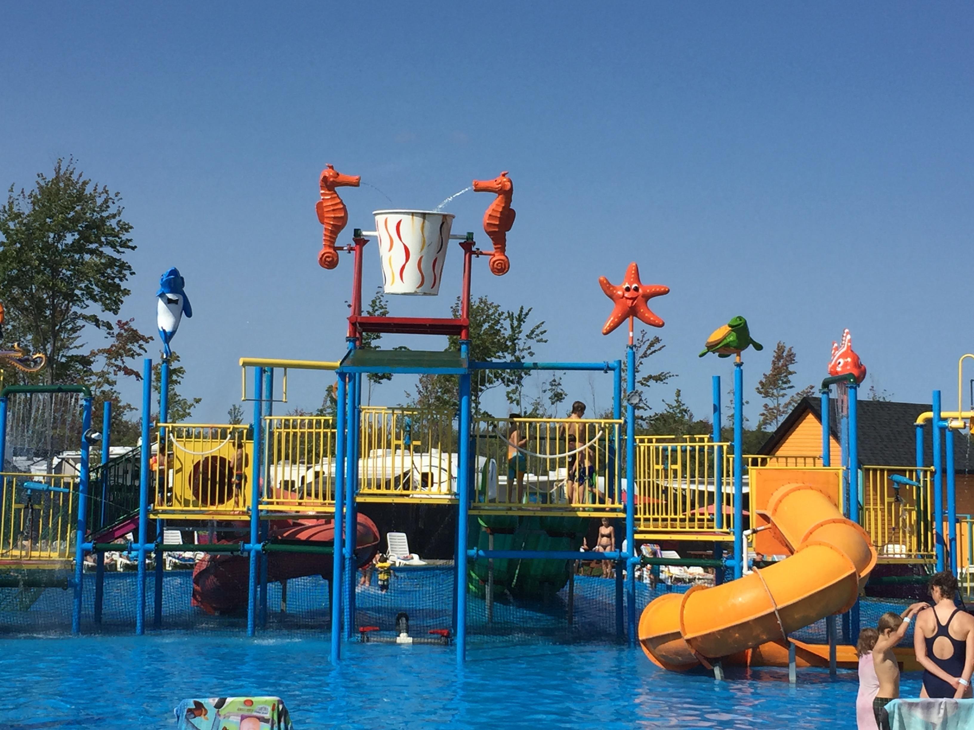 parc aquatique jeux